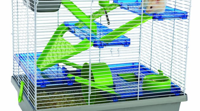 rosewood-coloured-hamster-cage