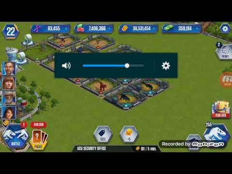 best jurassic world the game hacks