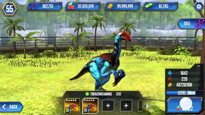 enjoy the jurassic world game for free with the cheats